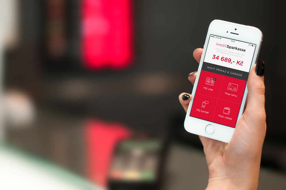 Mobilní aplikace pro iOS & Android