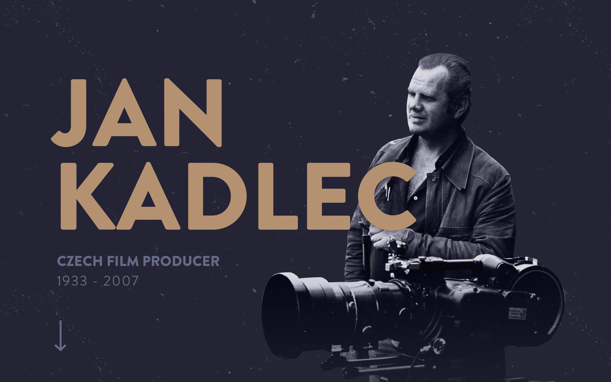 Jan Kadlec Producer - 1
